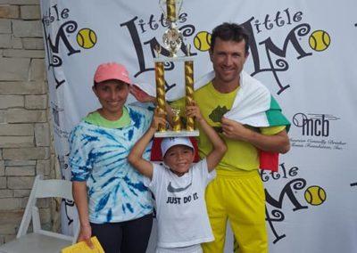 Teo Davidov Tennis Winner
