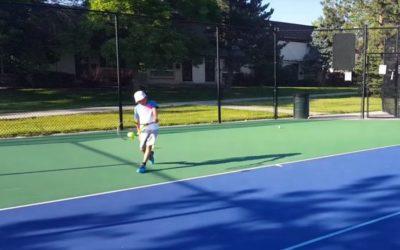 Whole Brain Tennis Teo at 8