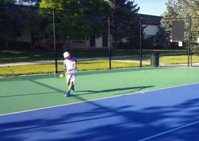 Teo - Whole Brain Tennis
