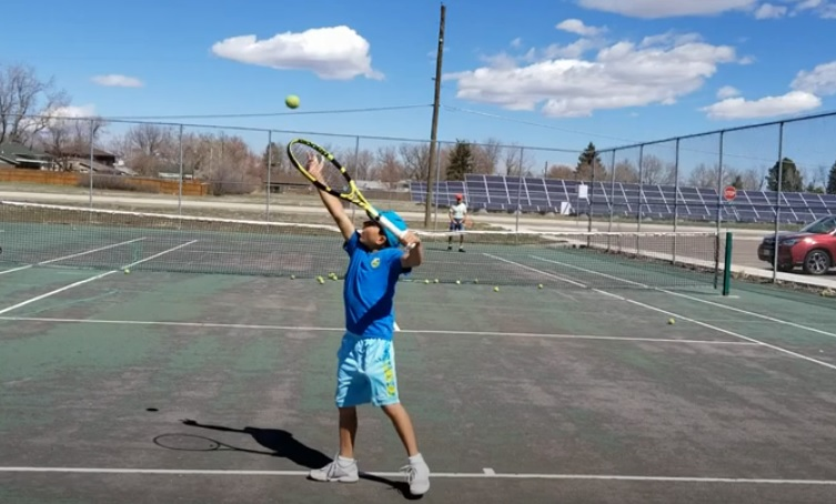 Ambidextrous Tennis Drills – Tennis Videos with Teo Davidov